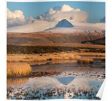 The Brecon Beacons Poster
