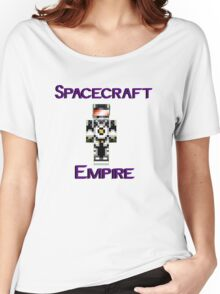 Official SpacecraftEmpire Skin T-Shirt Women's Relaxed Fit T-Shirt