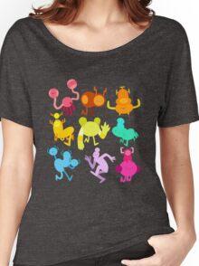A Spectrum of Cute Women's Relaxed Fit T-Shirt