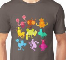 A Spectrum of Cute Unisex T-Shirt
