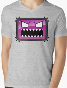 Monitor Mens V-Neck T-Shirt