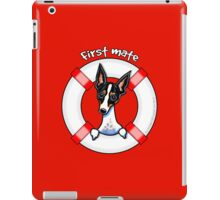 Rat Terrier :: First Mate iPad Case/Skin