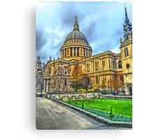 St Pauls Canvas Print
