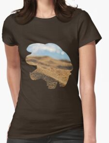 Phanpy used Sand Attack Womens Fitted T-Shirt