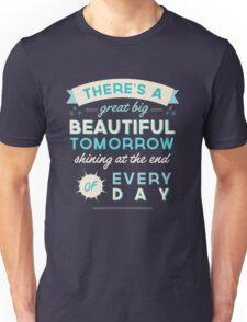 Beautiful Tomorrow Unisex T-Shirt