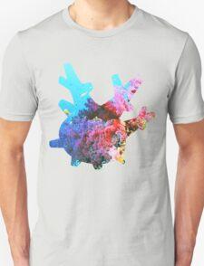 Corsola used Brine Unisex T-Shirt