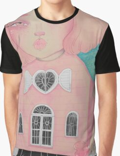 Dollhouse Graphic T-Shirt