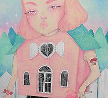 Dollhouse by lOll3