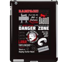 Call Kenny Loggins iPad Case/Skin