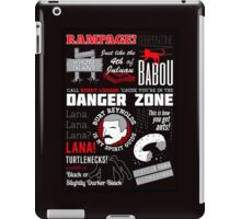 Call Kenny Loggins iPad Case/Skin