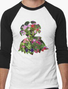 Bellossom used Petal Dance Men's Baseball ¾ T-Shirt