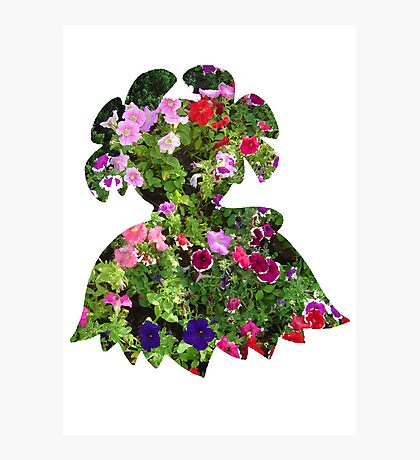 Bellossom used Petal Dance Photographic Print