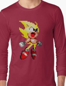 Super Sonic! Long Sleeve T-Shirt