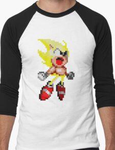 Super Sonic! Men's Baseball ¾ T-Shirt
