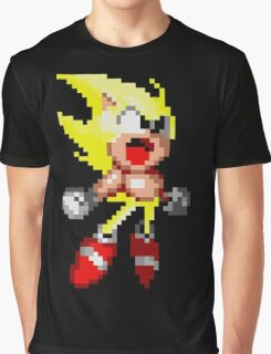 Super Sonic! Graphic T-Shirt
