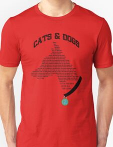 Cats & Dogs T-Shirt