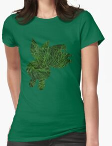 Oddish used Grasswhistle Womens Fitted T-Shirt