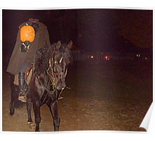 The Headless Horseman Rides Again Poster