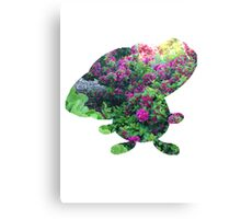 Vileplume used Sunny Day Canvas Print