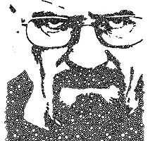 Walter White by RaffttaM