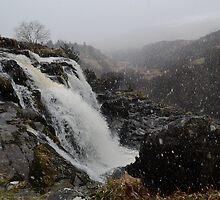a guid scottish waterfall by joak