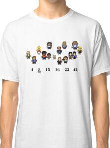 8-Bit LOST Classic T-Shirt