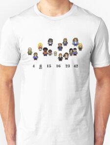 8-Bit LOST T-Shirt