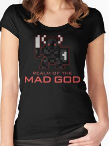 realm of the mad god Women's Fitted Scoop T-Shirt