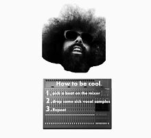 Reggie Watts - How To Be Cool Unisex T-Shirt