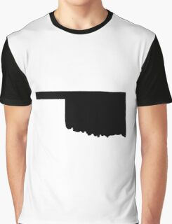 American State of Oklahoma Graphic T-Shirt