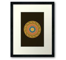 The Eye of Jupiter Framed Print