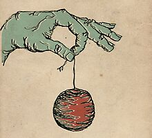 Hand Ball by ZachHoskin