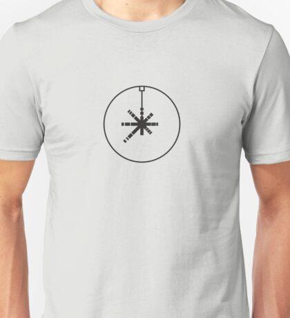 Thermal Exhaust Port (Black) Unisex T-Shirt