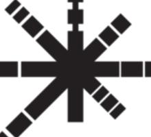 Thermal Exhaust Port (Black) Sticker