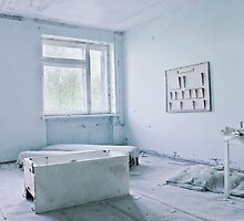 Chernobyl - лікарня by Sil van Diepen