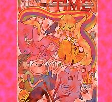 Adventure time  by henryhf