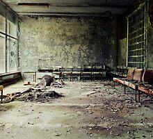 Chernobyl - лікарня V by Sil van Diepen