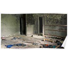 Chernobyl - гардеробна Poster