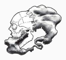 Oroboros Skull One Piece - Short Sleeve