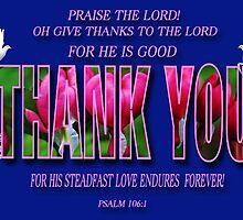 ❤ † THANK U WITH BIBLICAL SCRIPTURE ❤ † by ✿✿ Bonita ✿✿ ђєℓℓσ