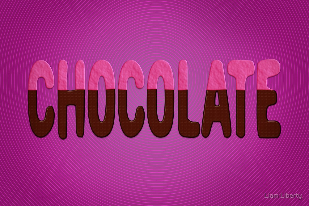 Chocolate Seduction by Liam Liberty