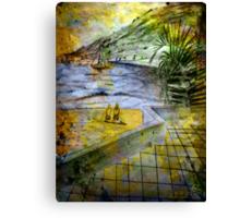Mazatlan Canvas Print