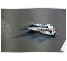 Panamá - Pescador Poster