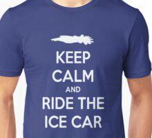 BlazBlue Jin Kisaragi Ice Car Unisex T-Shirt