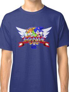 SONIC 2 TITLE SCREEN Classic T-Shirt