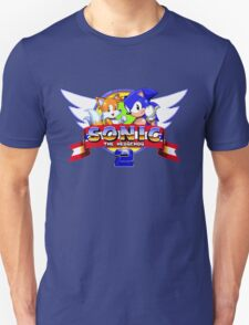 SONIC 2 TITLE SCREEN T-Shirt