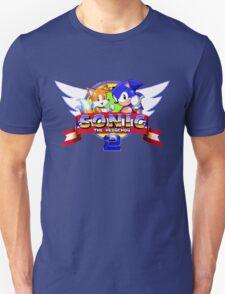 SONIC 2 TITLE SCREEN T-Shirt