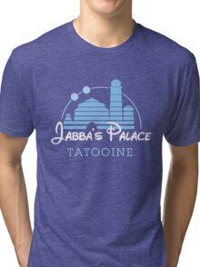 Jabba's Palace Tri-blend T-Shirt