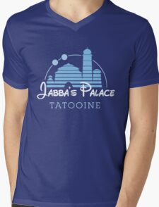Jabba's Palace Mens V-Neck T-Shirt