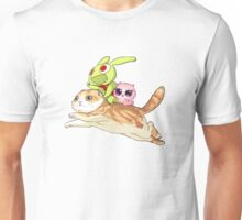 Ride of the Cuteries Unisex T-Shirt